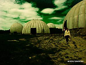 Наши поселения на Марсе (или туристы идуто токо вперед)