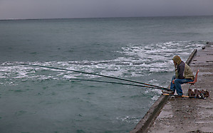 Сочинский рыбак