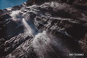 Архыз. Софийский водопад.
