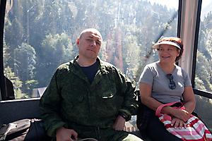 Портрет с Натальей Андреевной